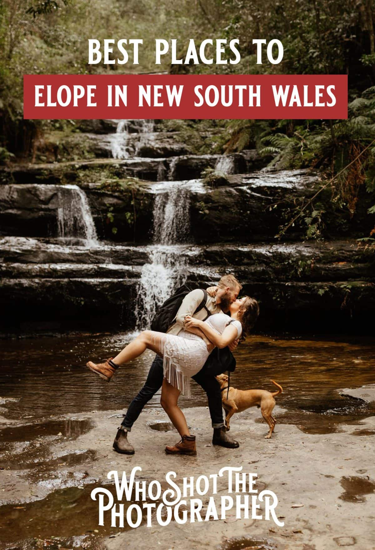 Best places to elope in NSW / NSW Elopement Packages